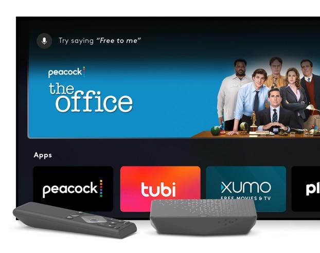 TV con equipos Flex y shows gratis